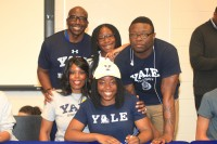Two Chamblee track-and-field athletes sign with Ivy League schools