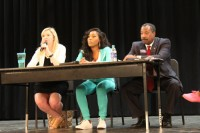 Local leaders encourage students to engage