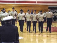 Stone Mountain NJROTC receives annual inspection