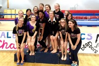 Lakeside wins fourth county gymnastics title in five seasons
