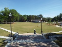 The Park at Pernoshal Court, which had its grand opening April 29, may be set to host Dunwoody's Food Truck Tuesday from June to August.