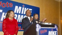 Michael Thurmond won the democratic ticket for the office of DeKalb County CEO. Photo by Carla Parker