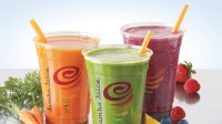 Jamba Juice offers nutrition-oriented fast food
