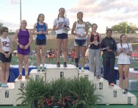 Girls go the distance in state track meet