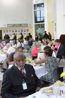 More than 80 volunteers who provide services for inmates and their families were honored by the DeKalb County Sheriff's Office. Photos by Andrew Cauthen