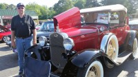 Vintage cars still have what it takes