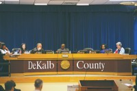 DeKalb BOC changes committee meeting time