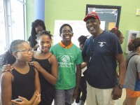 Boys & Girls Club at Redan Recreation Center celebrated the end of summer camp with a back-to-school celebration featuring performances and games.