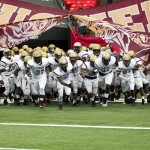 Tucker played in its third consecutive Corky Kell Classic.