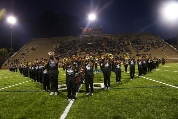 MLK High to march in 'Superbowl' of marching bands