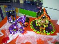 Spicy spooky dwellings now part of gingerbread house tradition