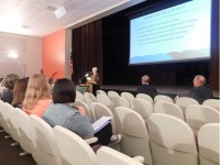 On Sept. 26, a crowd of about 50 gathered at DeKalb County School District's central office to hear the results of the Secondary Schools Facility and Feasibility Study focused on alleviating overcrowding.
