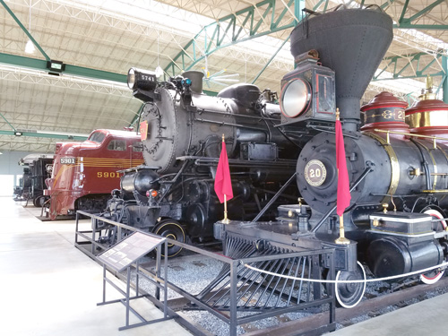 The Railroad Museum of Pennsylvania is sure to delight train lovers of any age.
