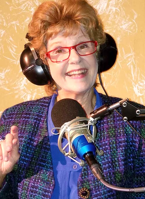 Judy Leavell is a convincing Dr. Ruth Westheimer in ART Station's production Becoming Dr. Ruth.