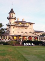 Jekyll Island Club Hotel Embodies Holiday Spirit