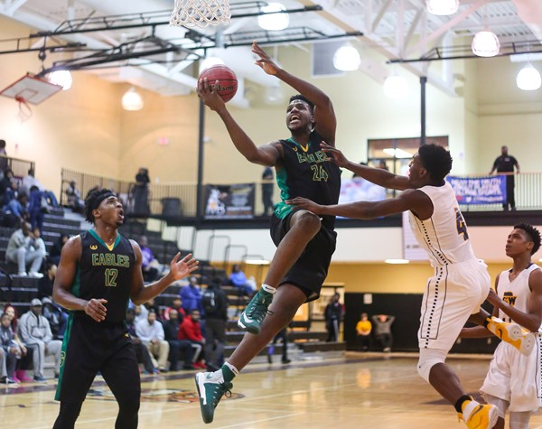 Green Forest Dominates Swd In Holiday Basketball Tournament
