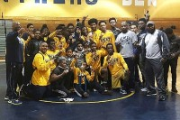 The Southwest DeKalb Panthers won the 2017 DeKalb County School District Junior Varsity Wrestling Championship.