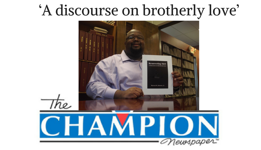 'A discourse on brotherly love'