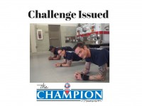 Challenge issued (4)