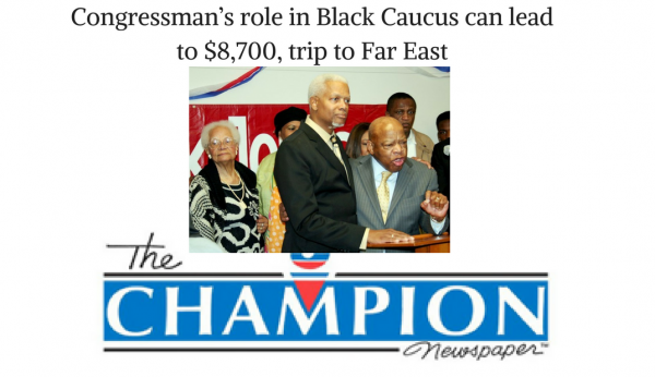 Rep. Hank Johnson serves the 4th Congressional District of Georgia and is a member of the Congressional Black Caucus, which awards scholarships and opportunities to students in DeKalb County. File photo