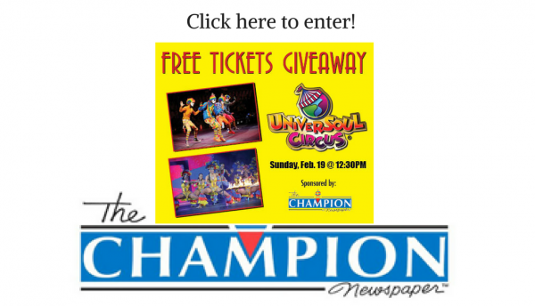 Universoul Circus Ticket Giveaway Atlanta