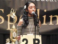 Jahnvi Bhagat was the runner-up on March 17, and will take Kapaganty's place should he not be able to compete at Scripps National Spelling Bee in Maryland in May.