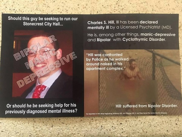 charles hill mailer