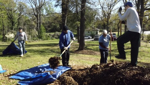 Tucker residents continue to care for Tucker Nature Preserve