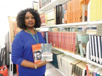 Teresa Totten, programing and services coordinator for the DeKalb County Library