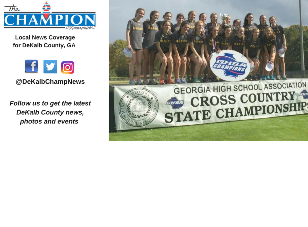 Marist boys, girls win cross country state titles
