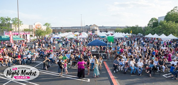 The first Atlanta International Night Market was held in Gwinnett County in April. The DeKalb County event is scheduled for Nov. 3-5 in the Northlake Mall parking lot.