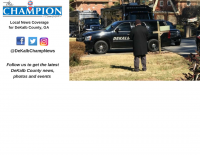 DeKalb officers responded to a hostage situation Feb. 5 at 3999 Appleton Court near Wesley Chapel.