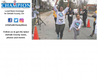 On Feb. 24, DeKalb County District Attorney Sherry Boston hosted the third annual Love Run 5K. Photos by District Attorney's office.