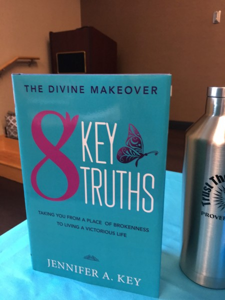 Key is the author of The Divine Makeover—8 Key Truths.